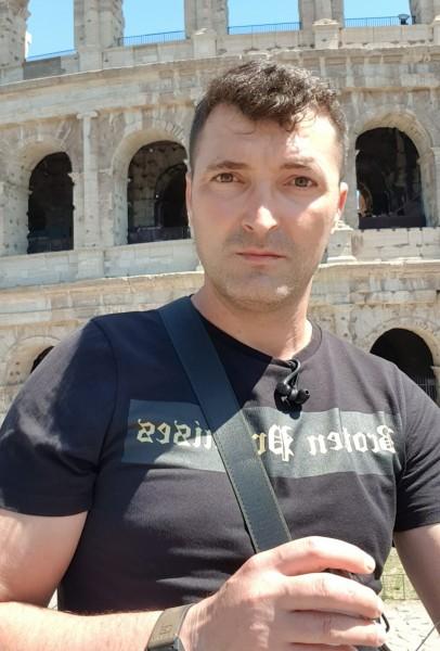 Marky21, barbat, 39 ani, Italia
