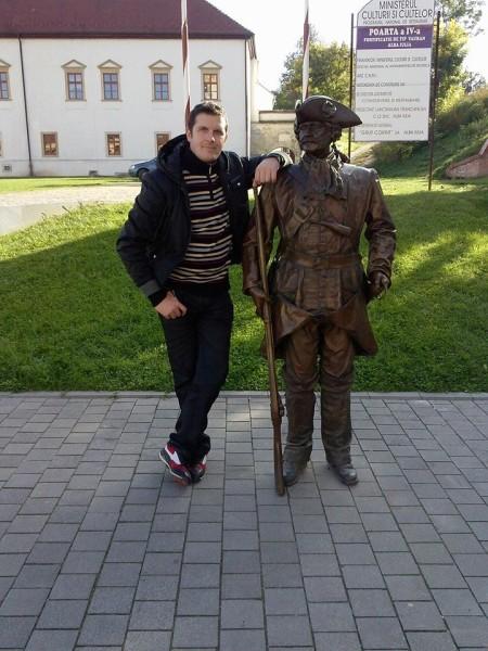 daramus, barbat, 36 ani, Alba Iulia