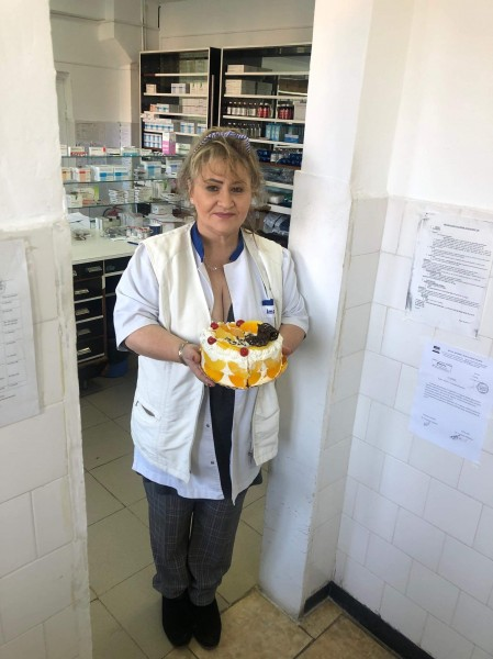 Crystyne, femeie, 51 ani, Targu Jiu