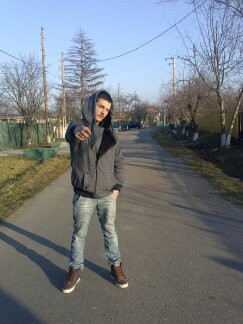 georgepustyu92, barbat, 26 ani, Romania