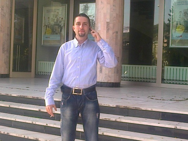 abrutzy, barbat, 28 ani, Cluj Napoca