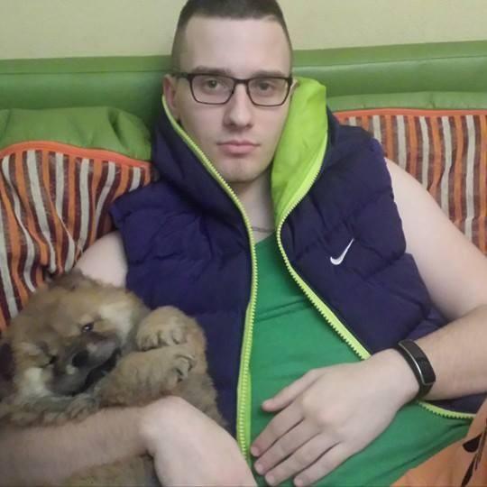 AlexCosma94, barbat, 25 ani, Galati