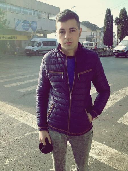 Claudiuzet, barbat, 25 ani, Bacau
