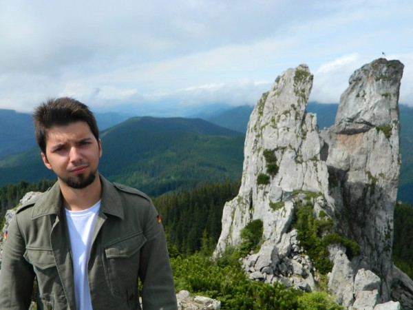 Bogdan1593, barbat, 27 ani, Iasi