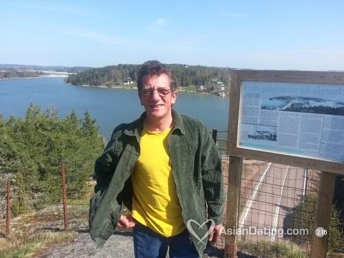 Theodor1968, barbat, 51 ani, Finlanda