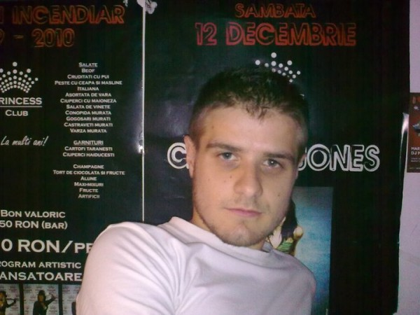 AdrianUngur, barbat, 29 ani, Romania