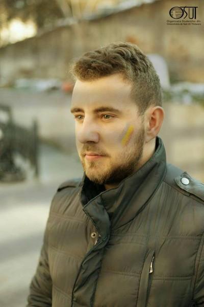 Andreas_Christian, barbat, 21 ani, Timisoara