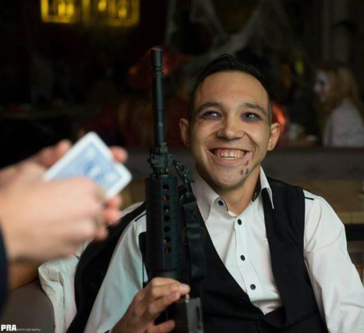 KinezzuG, barbat, 34 ani, Targu Mures