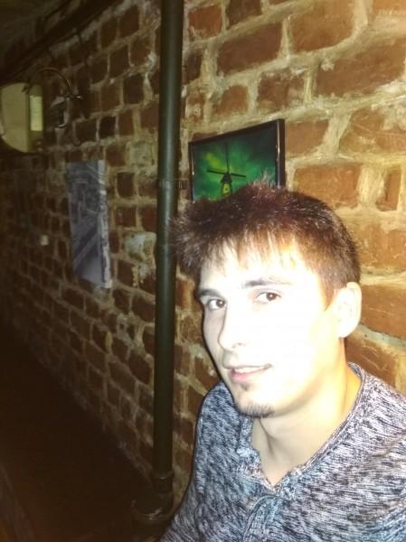 AdrianHeby, barbat, 28 ani, BUCURESTI