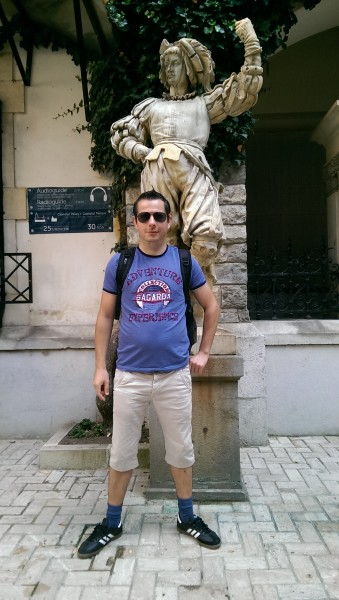 rodostomus, barbat, 38 ani, Timisoara