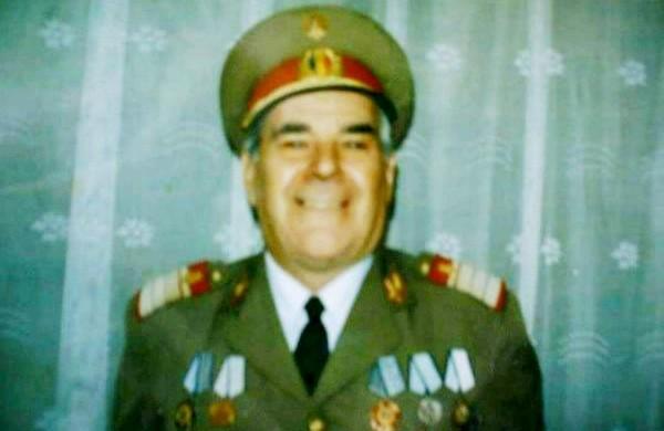 muzicantmilitar, barbat, 79 ani, Targoviste