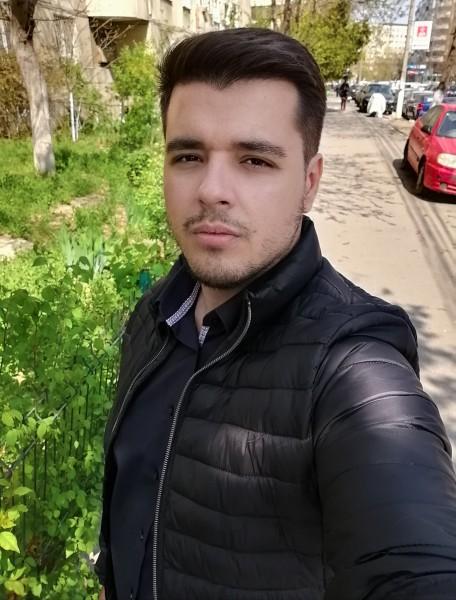 VictorSamaru, barbat, 25 ani, BUCURESTI