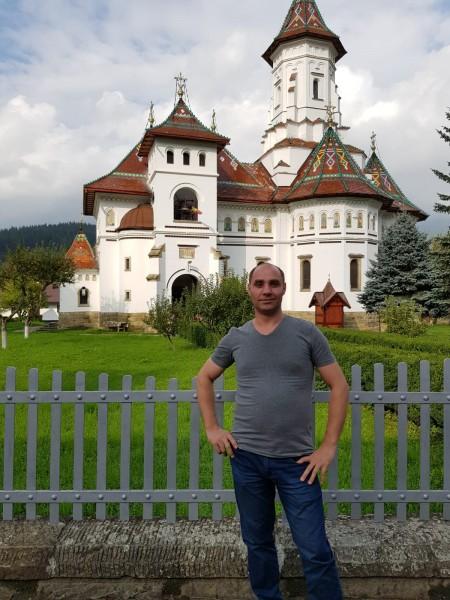 dany_dan, barbat, 42 ani, BUCURESTI