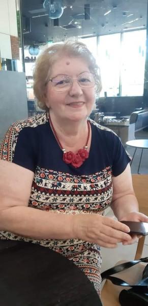 Cathy51, femeie, 68 ani, BUCURESTI
