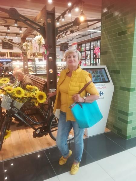 elenant, femeie, 66 ani, Piatra Neamt