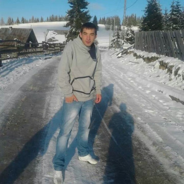 sergiurosu, barbat, 27 ani, Cluj Napoca