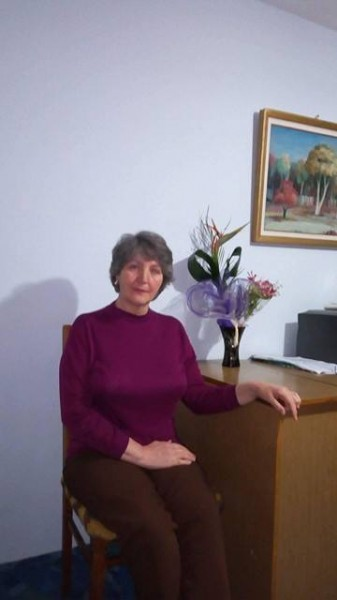 Angela54, femeie, 65 ani, Bacau