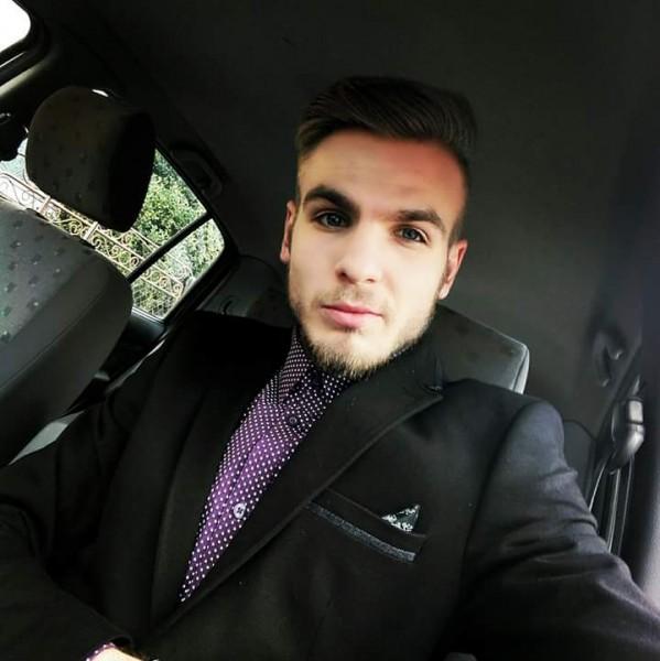 OctavSobo, barbat, 22 ani, Cluj Napoca