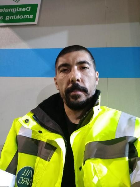 Oprel, barbat, 35 ani, BUCURESTI