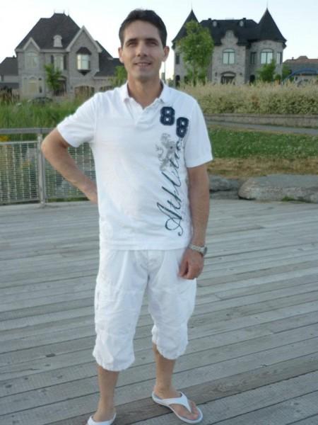 LuckyPetru777, barbat, 48 ani, Canada