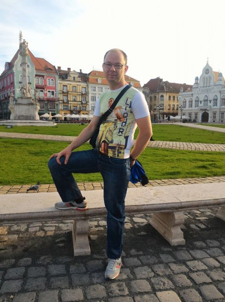 dmx84, barbat, 33 ani, Timisoara