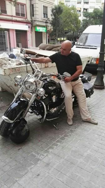 BennyDanyel, barbat, 50 ani, Spania