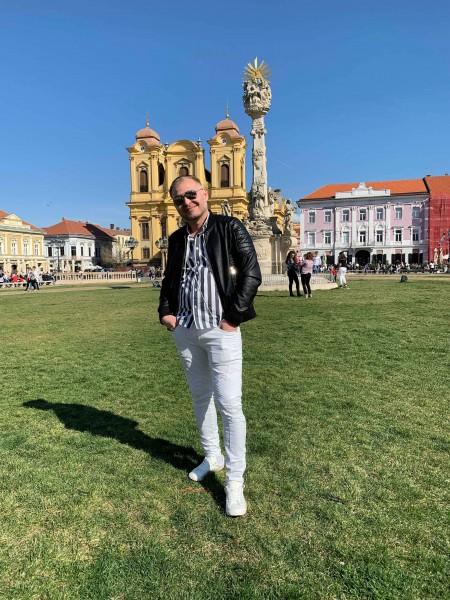 Almar, barbat, 32 ani, Timisoara