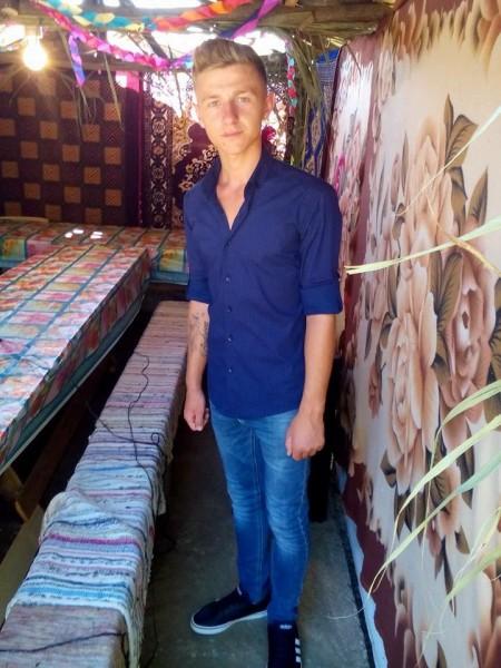 ValentinMoise, barbat, 20 ani, Giurgiu