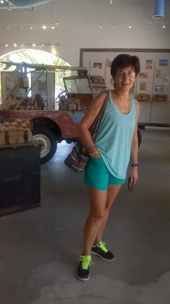 Mariana_LosAngeles, femeie, 63 ani, SUA