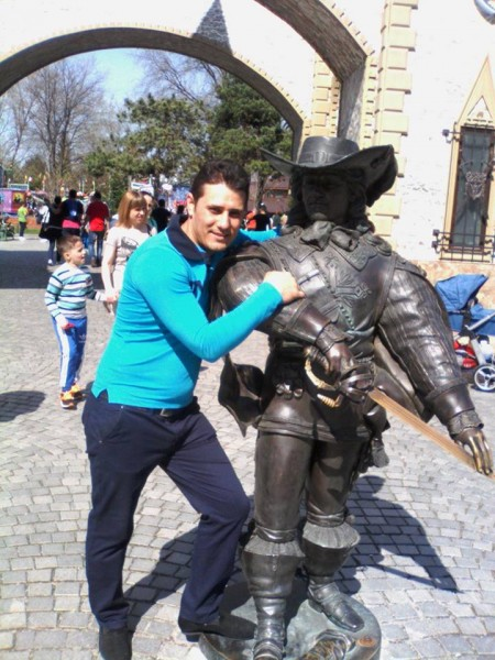 Robertt17, barbat, 30 ani, Romania