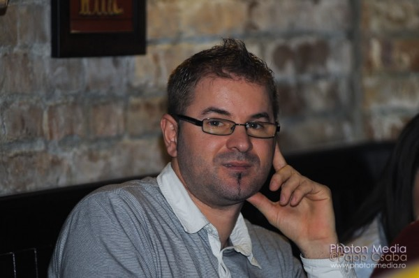 mcturtle_cristian, barbat, 41 ani, Timisoara