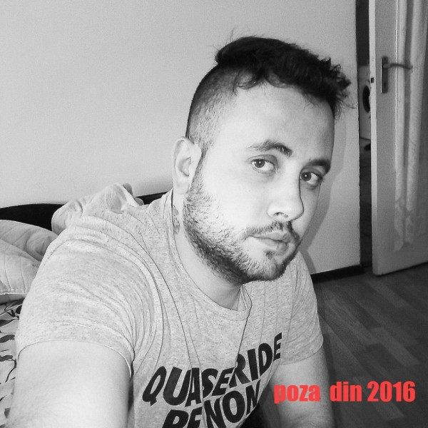 Alexx_nr_2, barbat, 30 ani, Romania
