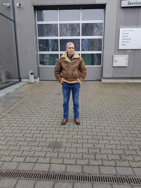 Stonewolf, barbat, 51 ani, Germania