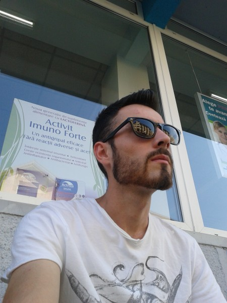 MariusVampi, barbat, 30 ani, Sibiu