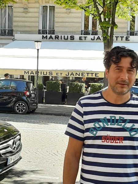 Marius_75, barbat, 44 ani, Suedia