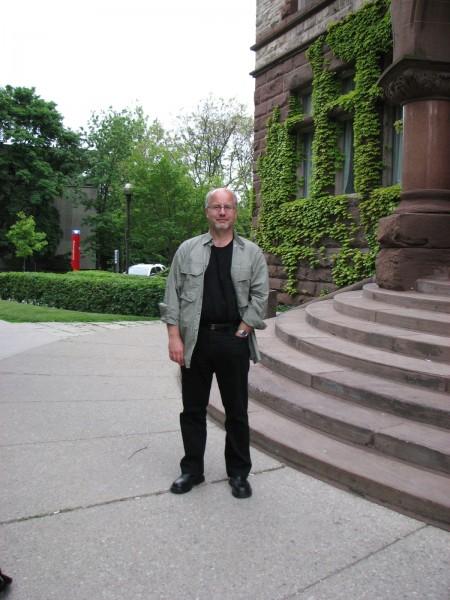 Filbert, barbat, 58 ani, Canada