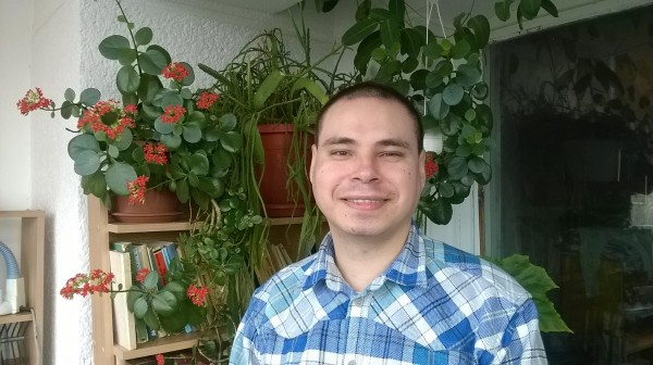 Hauk_Eric, barbat, 35 ani, Braila