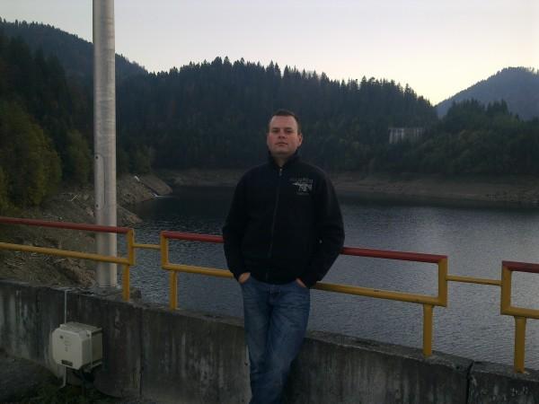 colin86, barbat, 33 ani, Cluj Napoca