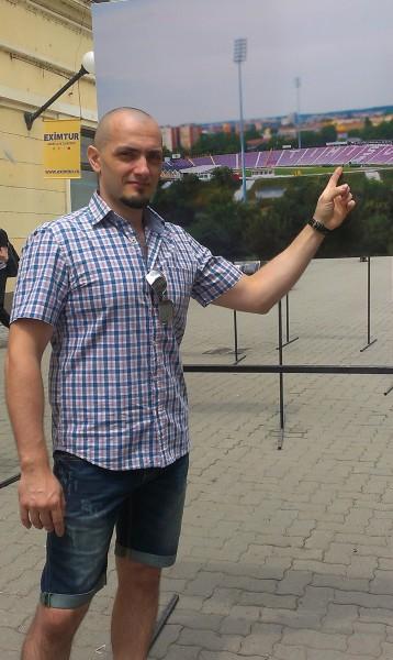 obiwankr, barbat, 37 ani, Timisoara