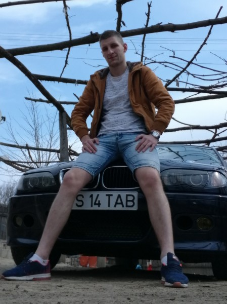 Poghirc, barbat, 26 ani, Vaslui